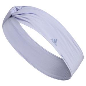 Alpha Twist Headband Violet Tone and Orbit Violet