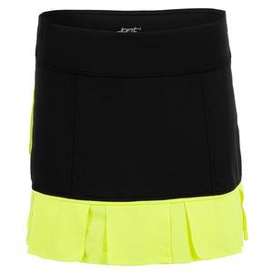 Women`s Pearl Tennis Skort Black