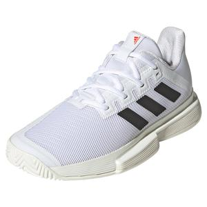 Women`s SoleMatch Bounce Tennis Shoes White and Core Black