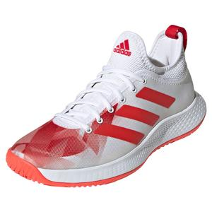 Women`s Defiant Generation Tennis Shoes White and Red