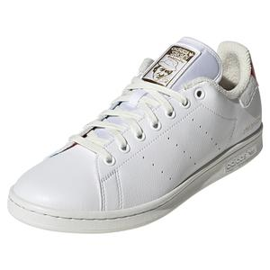 Men`s Stan Smith Tennis Shoes White and Blue