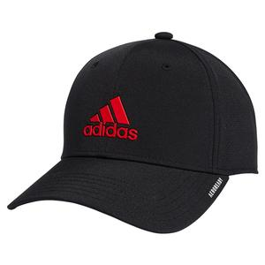 Youth Gameday Snapback Black and Vivid Red