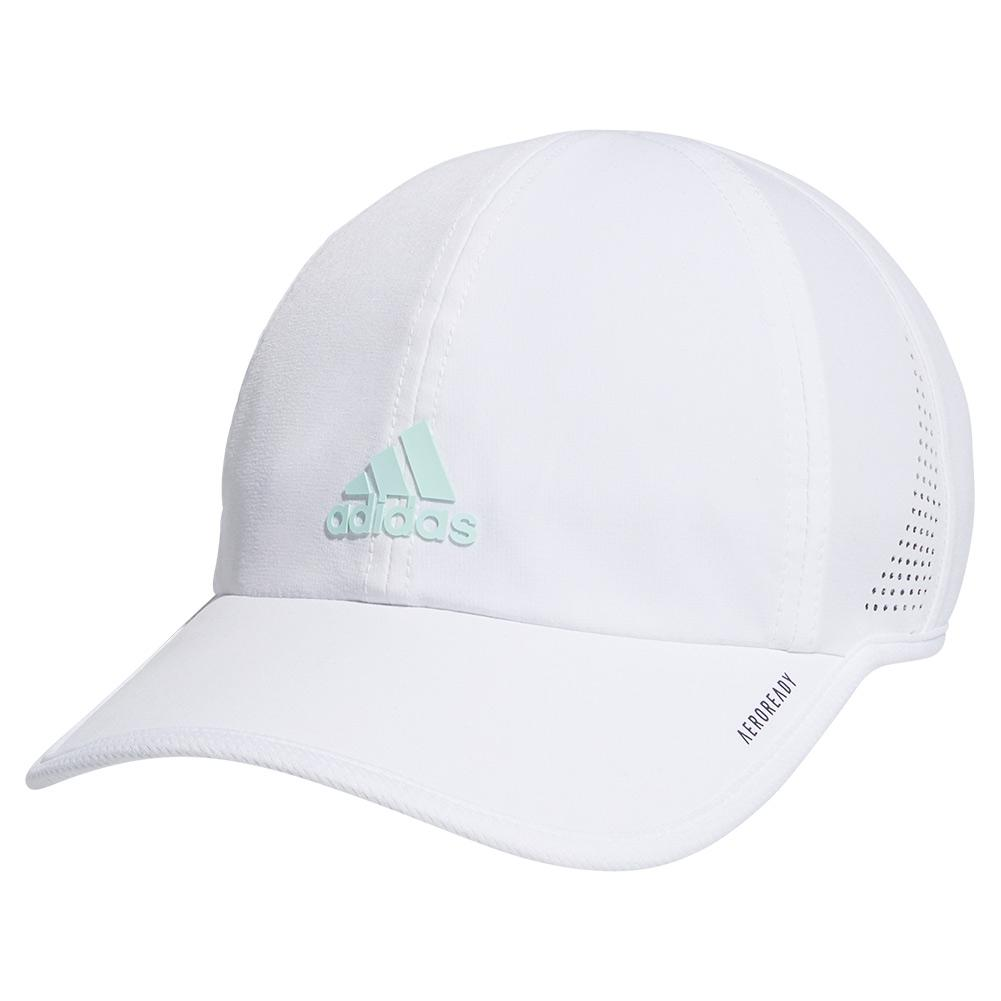 Youth Superlite 2 Cap White And Halo Mint Green