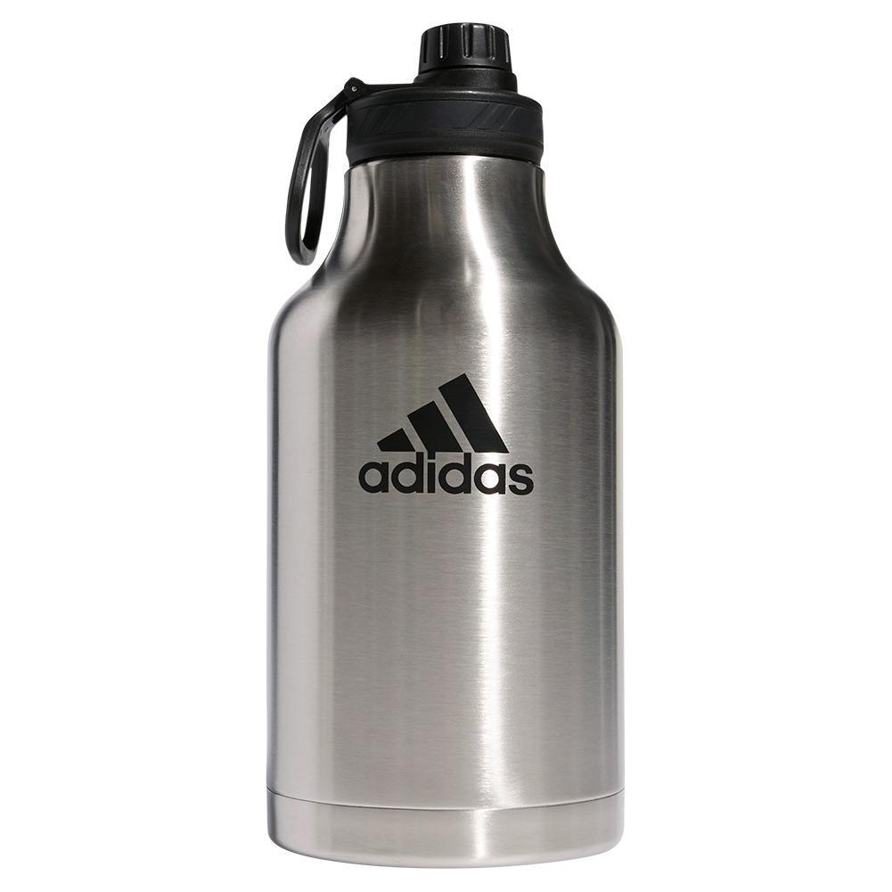 Steel Metal Bottle 2l Stainless Steel And Black