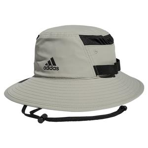 Men`s Victory III Bucket Hat Feather Grey and Black