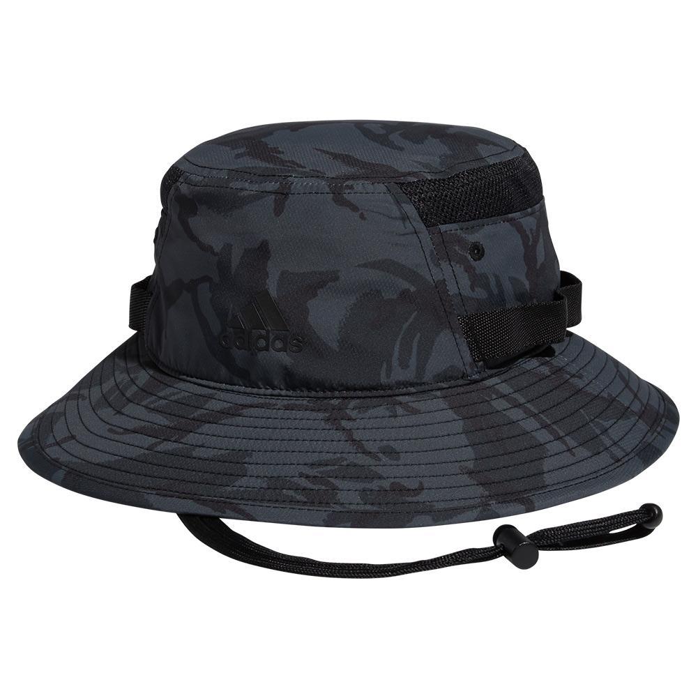 Men's Victory Iii Bucket Hat Grey Six Camo And Black
