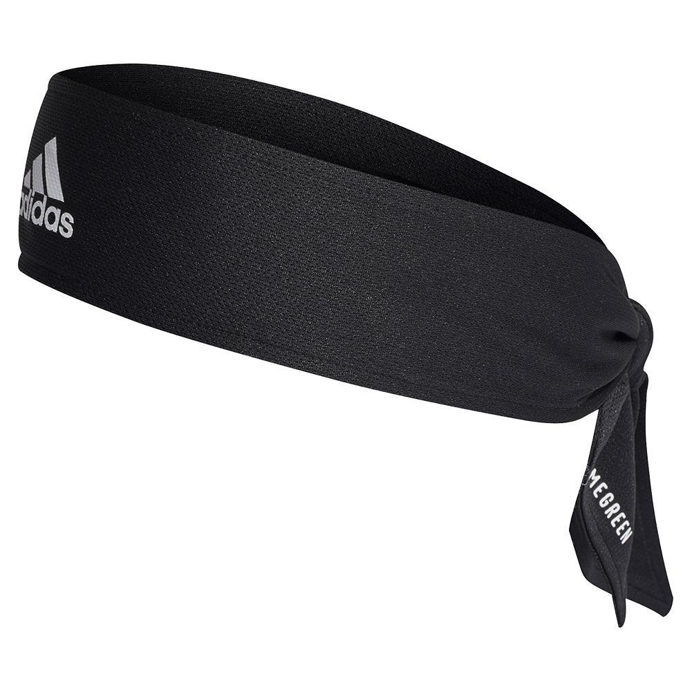Rev Tennis Tieband Black And Ambient Blush