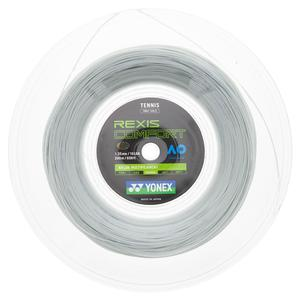 Rexis Comfort Tennis String Reel Cool White