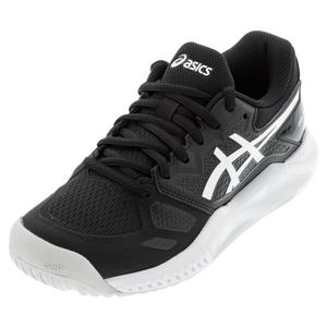 Men`s GEL-Challenger 13 Tennis Shoes Black and White