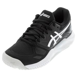 Women`s GEL-Challenger 13 Tennis Shoes Black and White