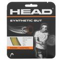 Synthetic Gut Tennis String GOLD