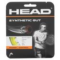 Synthetic Gut Tennis String NEON_YELLOW