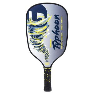 Typhoon Composite Pickleball Paddle Navy and Gray