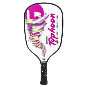 Typhoon Composite Pickleball Paddle Pink and Gray