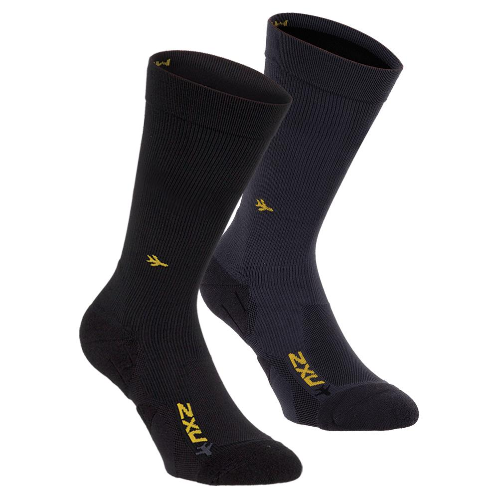 Flight Compression Socks Black