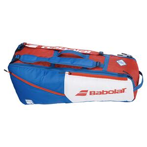 Evo Racquet Holder X 6 Tennis Bag Red and Blue