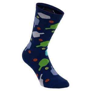 Pickleball Socks Dark Blue