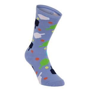 Pickleball Socks Light Blue