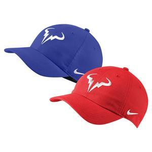 Rafa Court AeroBill Heritage86 Tennis Hat