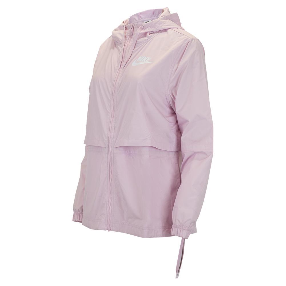 Women's Sportswear Repel Woven Jacket Regal Pink