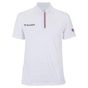 Men`s F3 Tennis Polo White