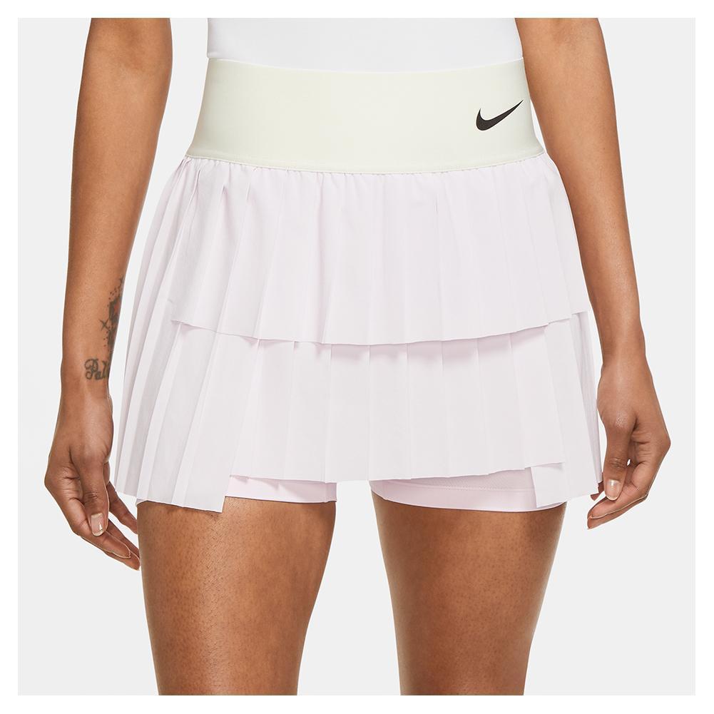 Women's Court Advantage Tall Pleated Tennis Skirt