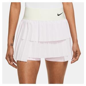 Women`s Court Advantage Tall Pleated Tennis Skirt