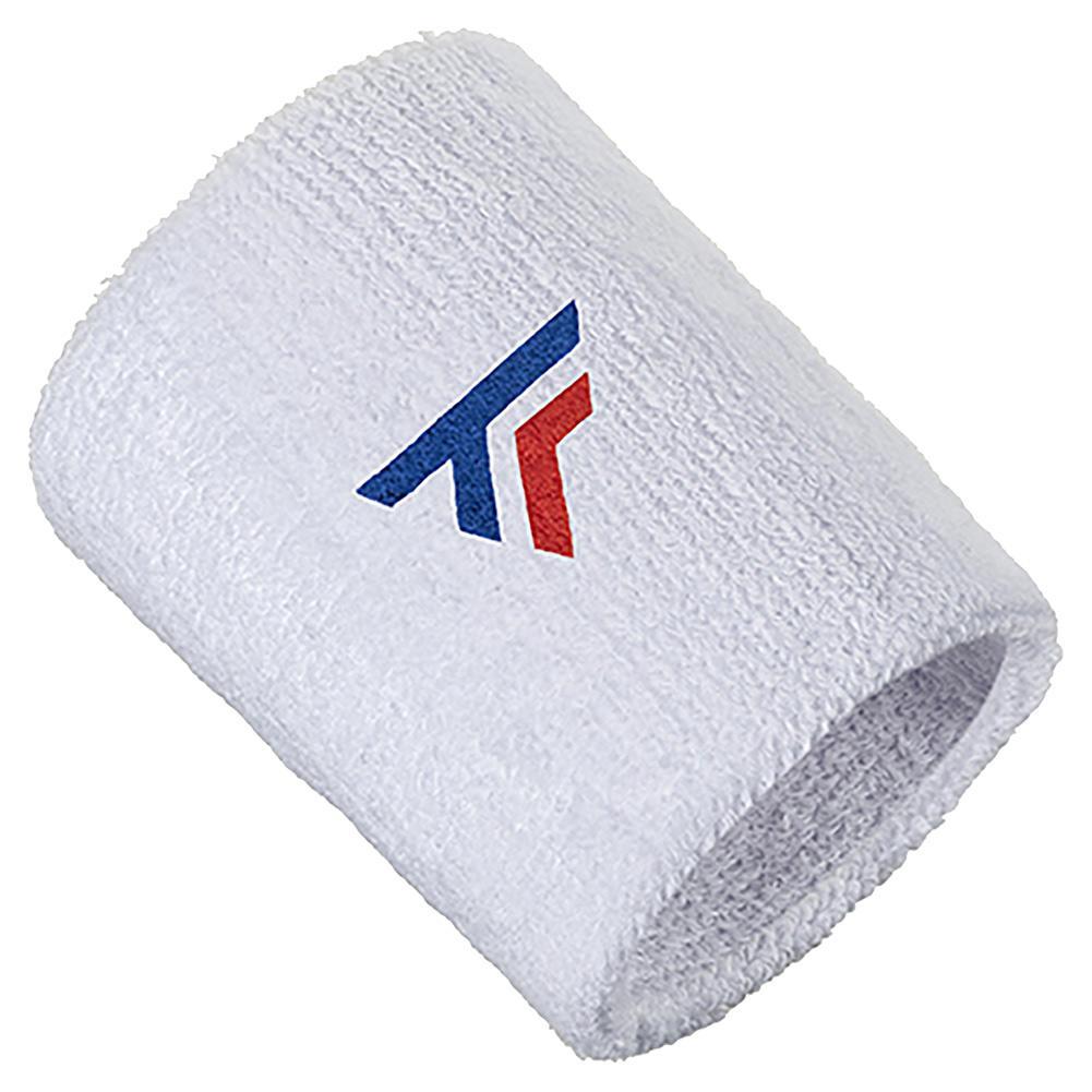 Tennis Wristband Xl White