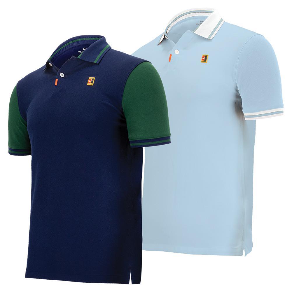 Men's Dri- Fit Heritage Slim Fit Tennis Polo