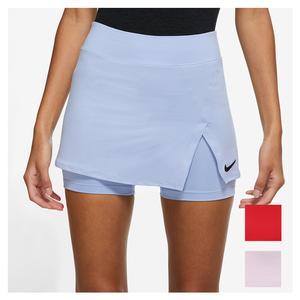 Women`s Court Victory Straight Tennis Skort Plus Size