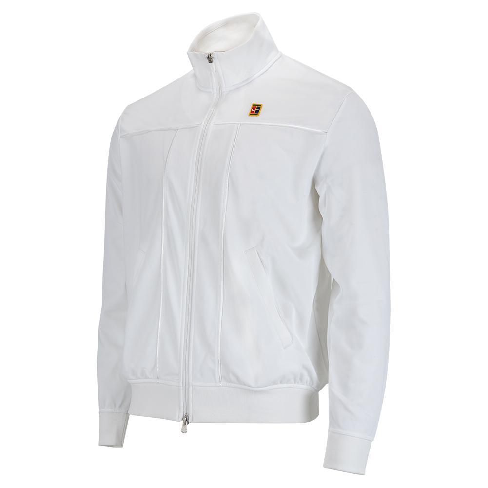 Men's Court Heritage Tennis Jacket Black