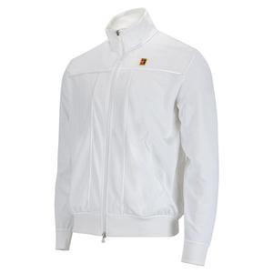 Men`s Court Heritage Tennis Jacket Black