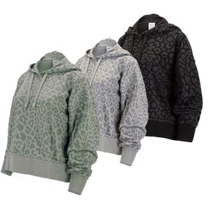 Women`s Dri-FIT Get Fit Pullover Printed Training Hoodie