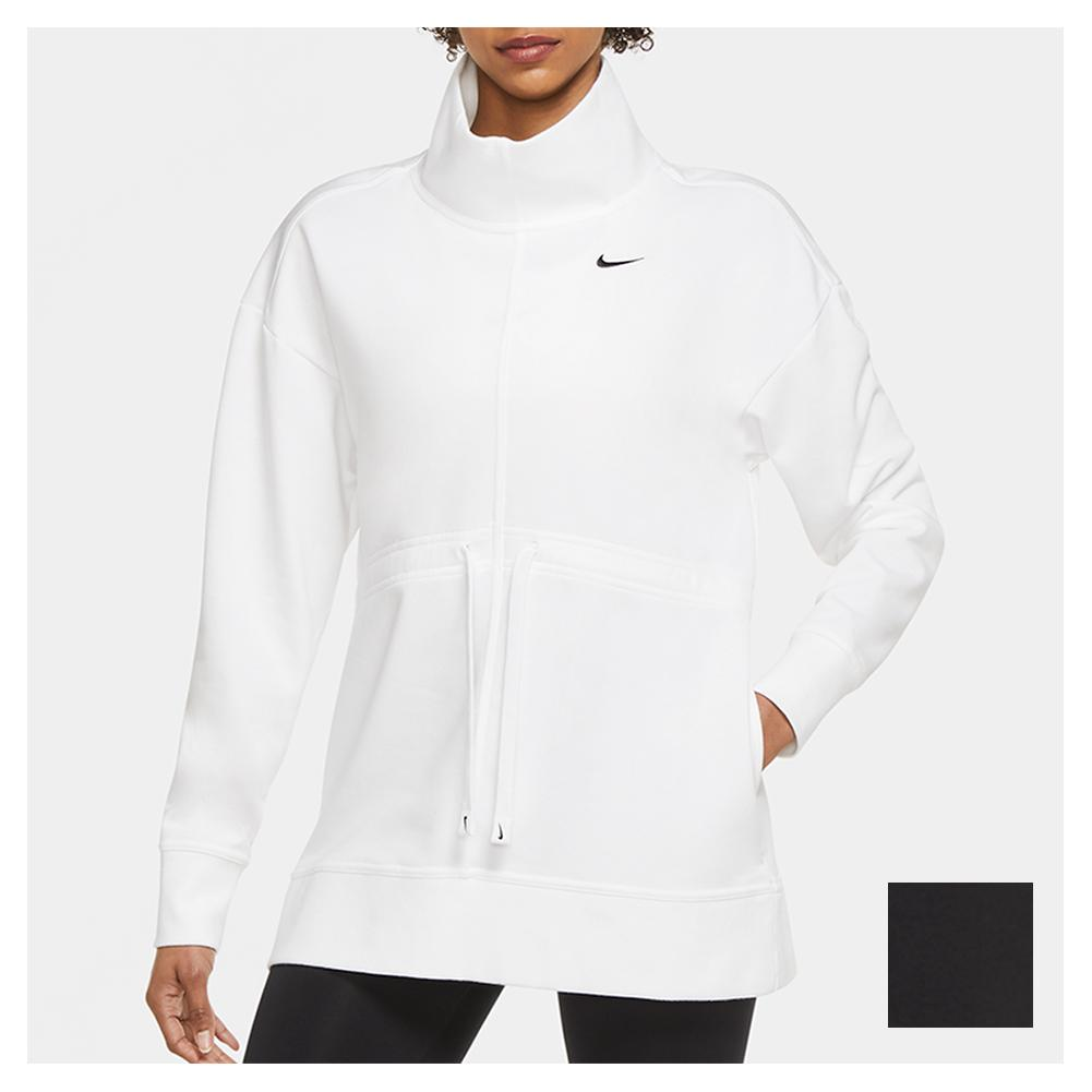 Women's Dri- Fit Get Fit Pullover Training Top