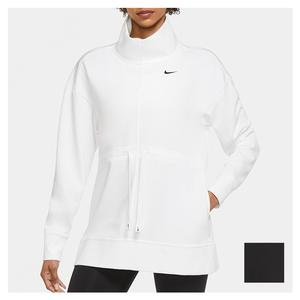 Women`s Dri-FIT Get Fit Pullover Training Top