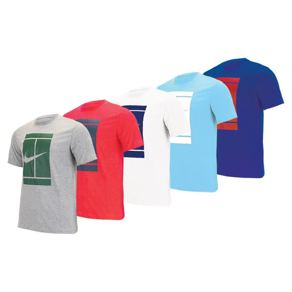 Men's Court Seasonal Tennis T- Shirt