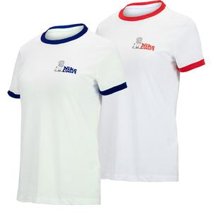 Women`s New York City Court Dri-FIT Ringer Tennis T-Shirt