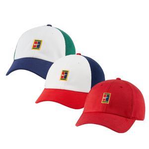 Court Heritage86 Seasonal Logo Tennis Hat