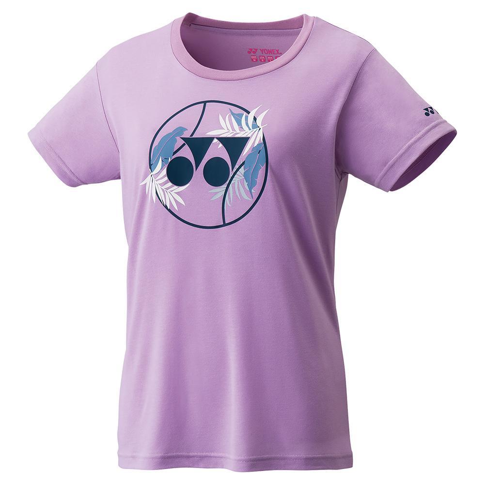 Women's Practice Tennis T- Shirt Lavender