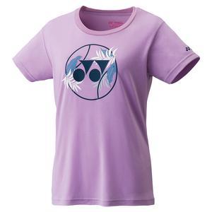 Women`s Practice Tennis T-Shirt Lavender
