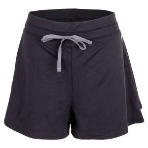Women`s Court Tennis Short Black