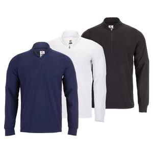 Men`s Essentials 1/4 Zip Tennis Pullover