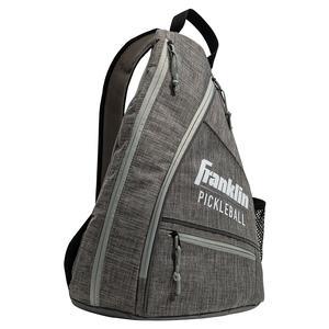 Pickleball Sling Bag Gray