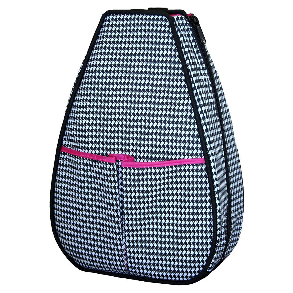 Women's Sophi Tennis Backpack Houndstooth