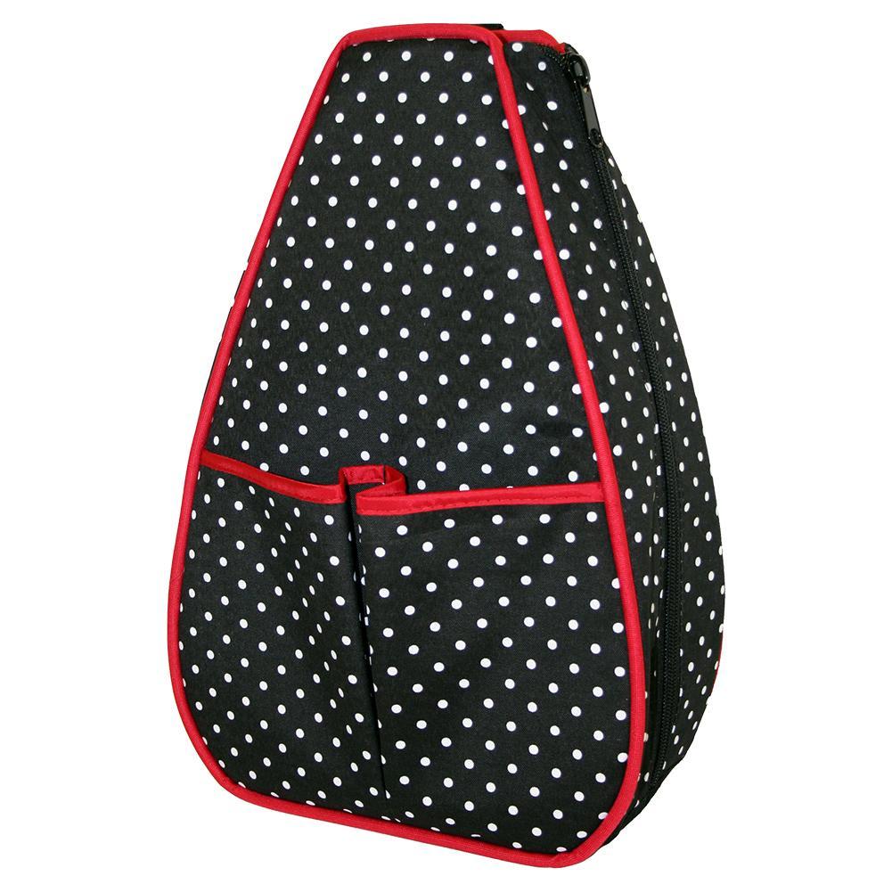 Women's Sophi Tennis Backpack Polka Dot