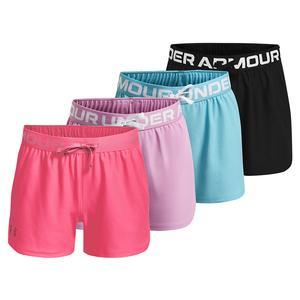 Girls` UA Play Up Shorts