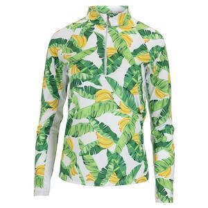 Women`s Sunshine Long Sleeve Tennis Top Bananarama