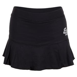 Women`s Basic Tennis Skort Black