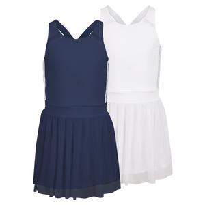 Girls` Game Time Tennis Dress