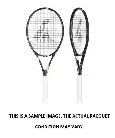 Pro Kennex Ki Q + 5 Used Tennis Racquet 4_3/8